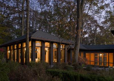 Woodland Pavilion